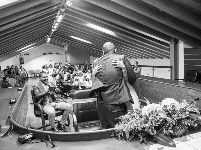 Il matrimonio di Gas e Sofie a Sirmione, Brescia 41