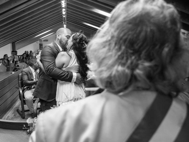 Il matrimonio di Gas e Sofie a Sirmione, Brescia 42