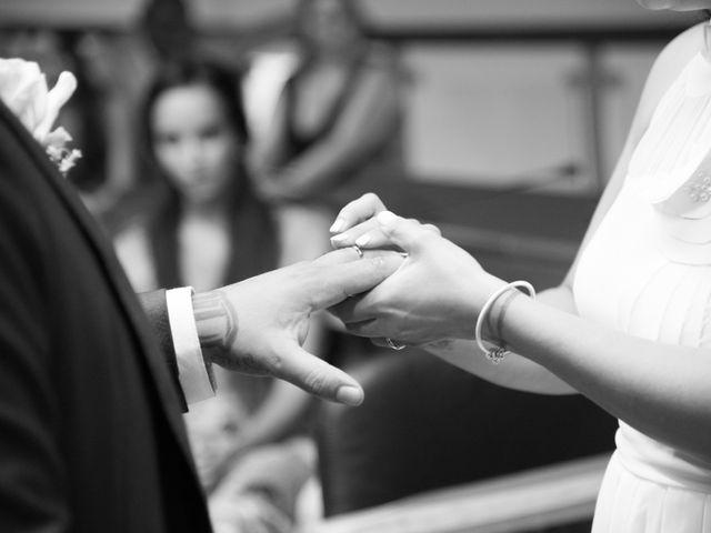 Il matrimonio di Gas e Sofie a Sirmione, Brescia 44