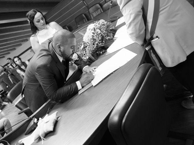 Il matrimonio di Gas e Sofie a Sirmione, Brescia 49