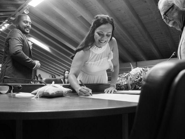 Il matrimonio di Gas e Sofie a Sirmione, Brescia 50