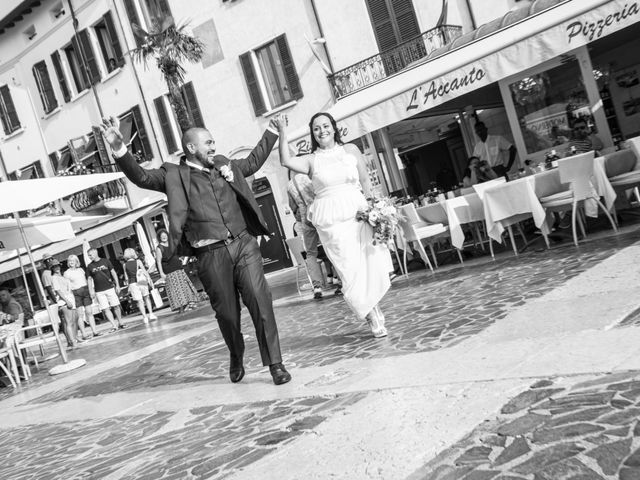 Il matrimonio di Gas e Sofie a Sirmione, Brescia 52