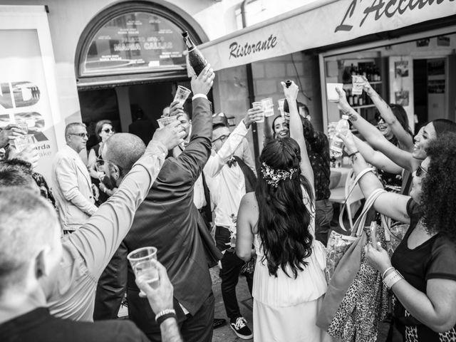 Il matrimonio di Gas e Sofie a Sirmione, Brescia 65