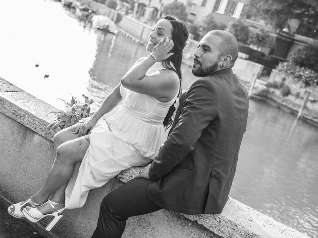 Il matrimonio di Gas e Sofie a Sirmione, Brescia 73
