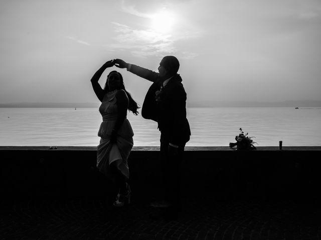 Il matrimonio di Gas e Sofie a Sirmione, Brescia 76