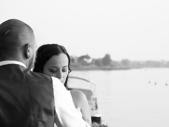 Il matrimonio di Gas e Sofie a Sirmione, Brescia 77