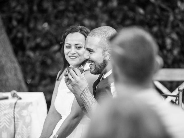 Il matrimonio di Gas e Sofie a Sirmione, Brescia 79