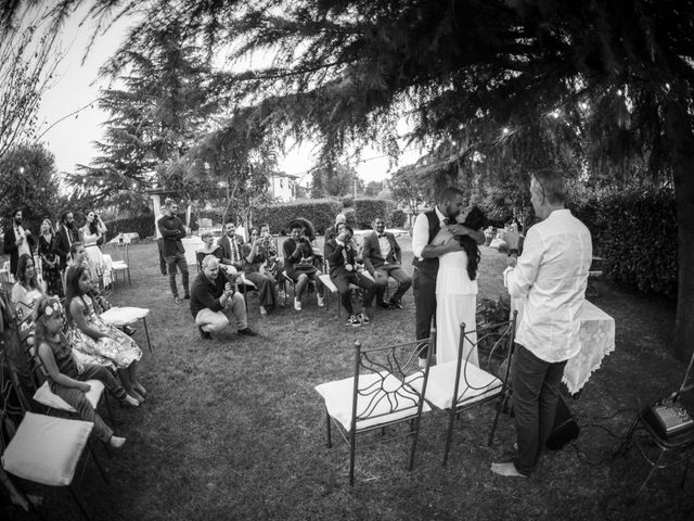 Il matrimonio di Gas e Sofie a Sirmione, Brescia 82