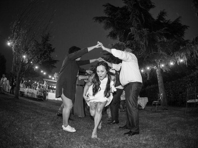 Il matrimonio di Gas e Sofie a Sirmione, Brescia 88