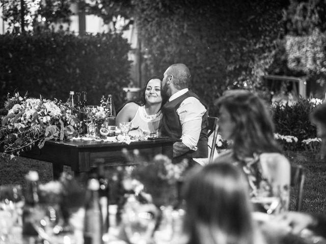 Il matrimonio di Gas e Sofie a Sirmione, Brescia 91