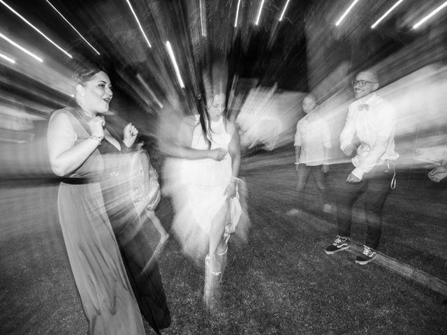 Il matrimonio di Gas e Sofie a Sirmione, Brescia 95