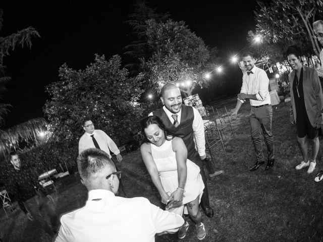 Il matrimonio di Gas e Sofie a Sirmione, Brescia 97