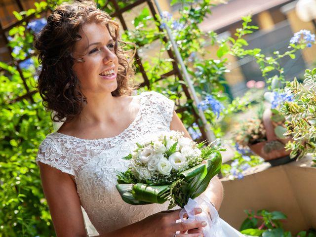 Il matrimonio di Arnaldo e Marta a Cuggiono, Milano 14