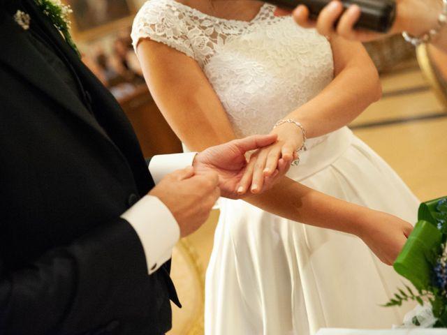 Il matrimonio di Arnaldo e Marta a Cuggiono, Milano 19