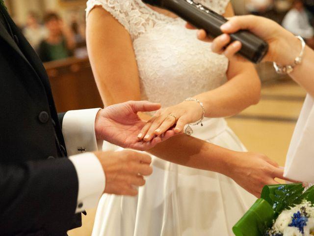 Il matrimonio di Arnaldo e Marta a Cuggiono, Milano 21