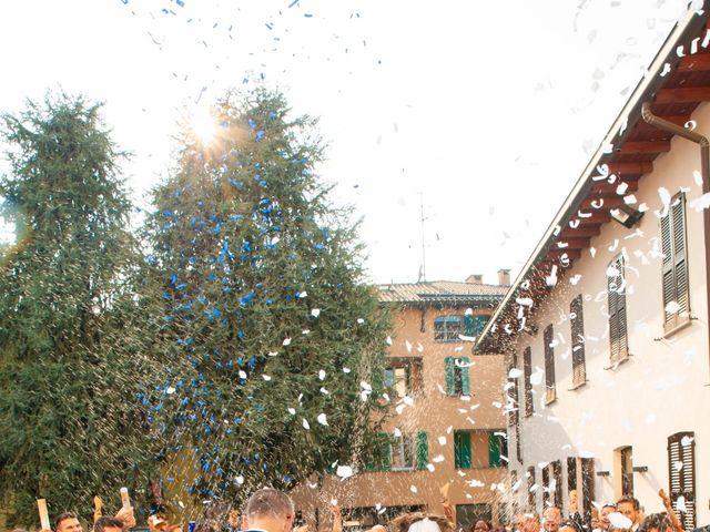 Il matrimonio di Arnaldo e Marta a Cuggiono, Milano 22