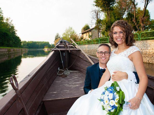 Il matrimonio di Arnaldo e Marta a Cuggiono, Milano 1