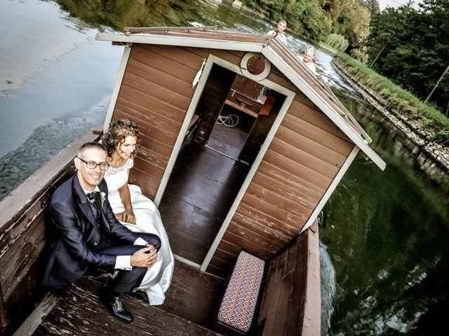 Il matrimonio di Arnaldo e Marta a Cuggiono, Milano 24