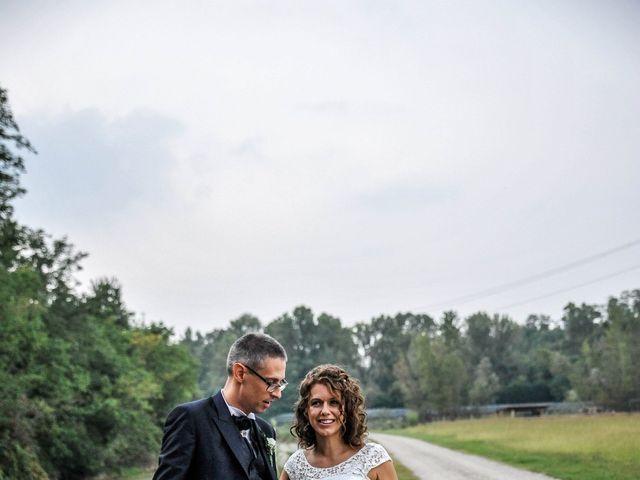 Il matrimonio di Arnaldo e Marta a Cuggiono, Milano 30