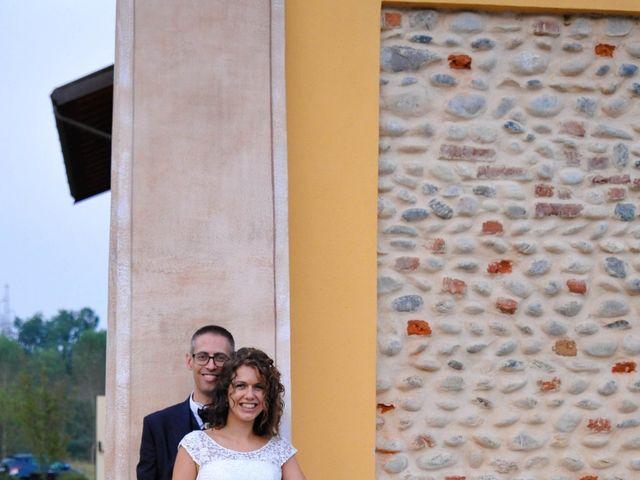 Il matrimonio di Arnaldo e Marta a Cuggiono, Milano 32