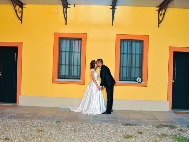 Il matrimonio di Arnaldo e Marta a Cuggiono, Milano 33