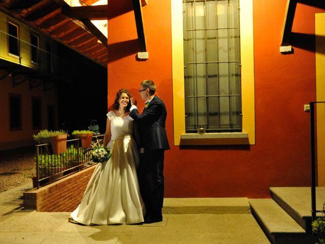 Il matrimonio di Arnaldo e Marta a Cuggiono, Milano 34