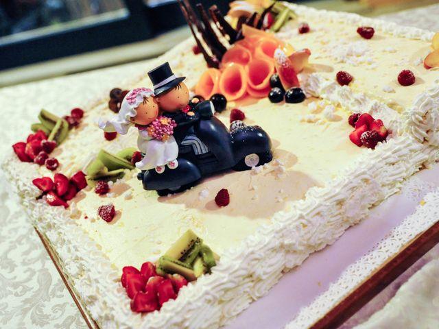 Il matrimonio di Arnaldo e Marta a Cuggiono, Milano 35