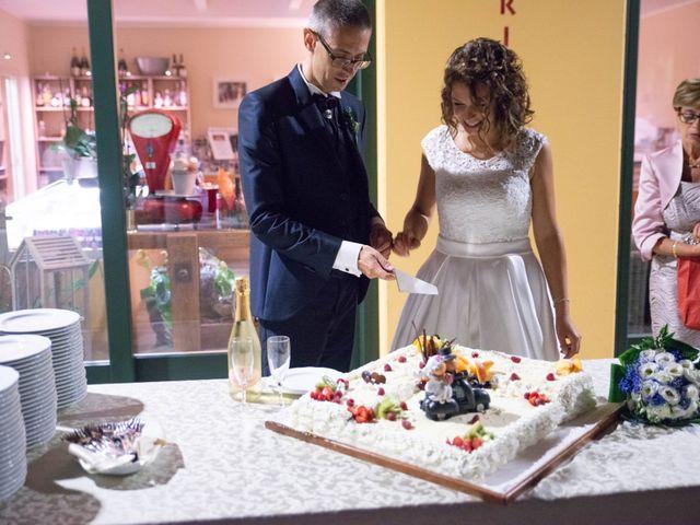 Il matrimonio di Arnaldo e Marta a Cuggiono, Milano 42