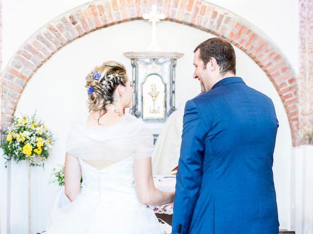 Le nozze di Marina e Riccardo
