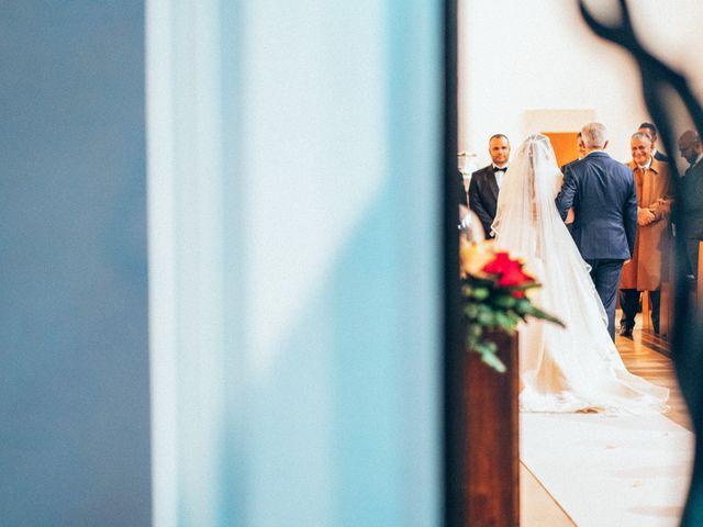 Il matrimonio di Luigi e Gina a Luzzi, Cosenza 13