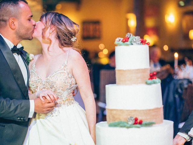 Le nozze di Gina e Luigi