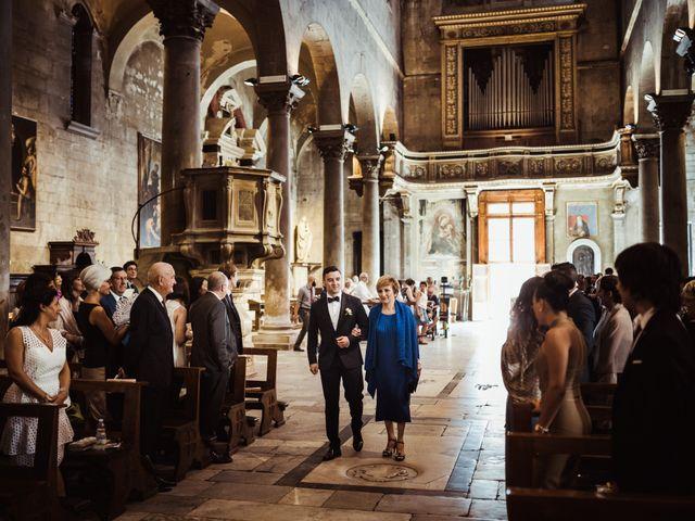 Il matrimonio di Alberto e Gemma a Lucca, Lucca 22