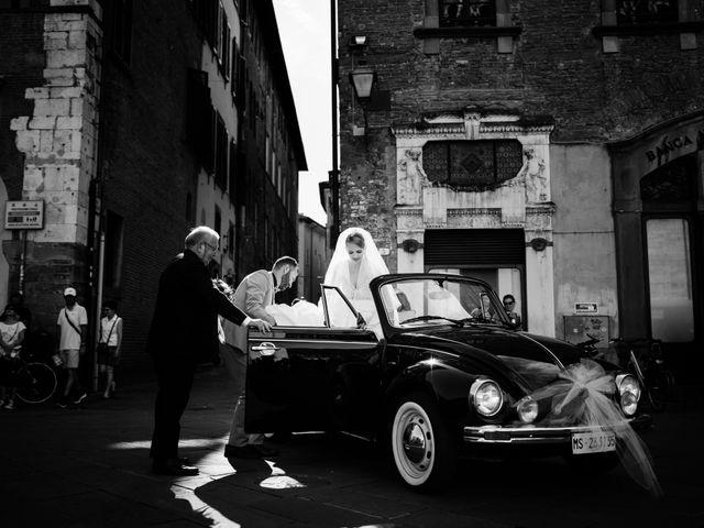Il matrimonio di Alberto e Gemma a Lucca, Lucca 23