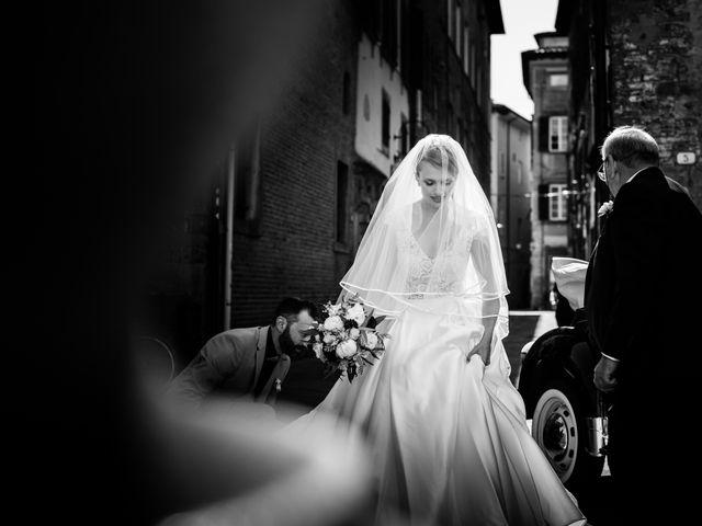 Il matrimonio di Alberto e Gemma a Lucca, Lucca 24