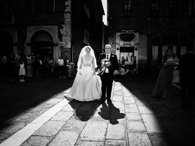 Il matrimonio di Alberto e Gemma a Lucca, Lucca 25