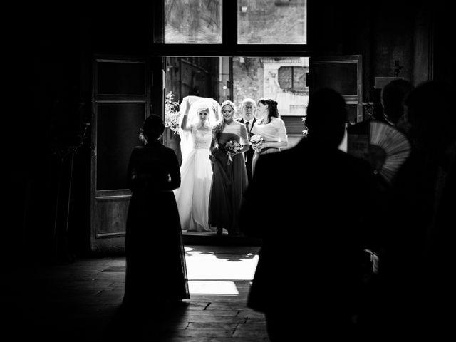Il matrimonio di Alberto e Gemma a Lucca, Lucca 26