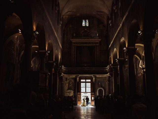 Il matrimonio di Alberto e Gemma a Lucca, Lucca 27
