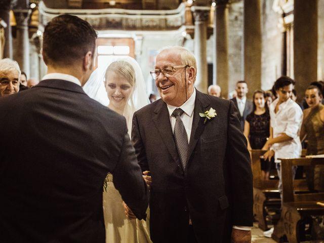 Il matrimonio di Alberto e Gemma a Lucca, Lucca 29