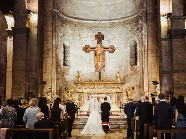 Il matrimonio di Alberto e Gemma a Lucca, Lucca 32