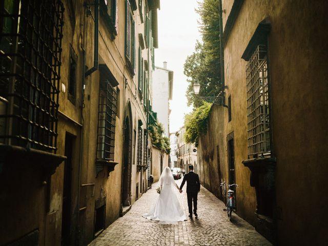 Il matrimonio di Alberto e Gemma a Lucca, Lucca 34