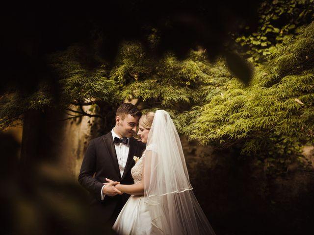 Il matrimonio di Alberto e Gemma a Lucca, Lucca 35