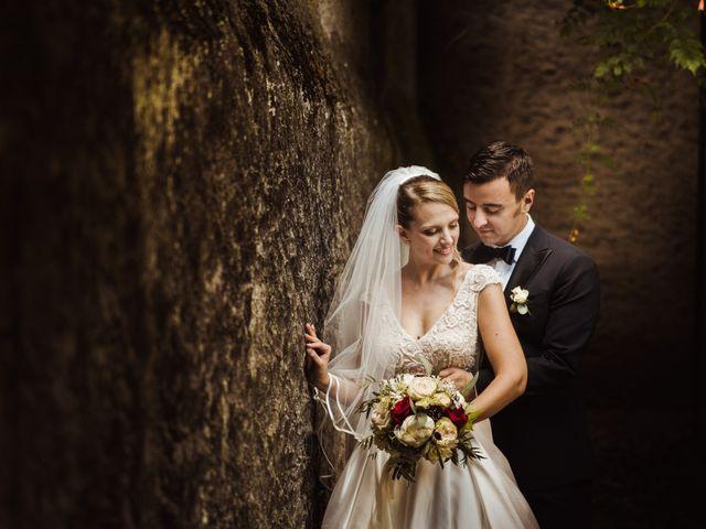 Il matrimonio di Alberto e Gemma a Lucca, Lucca 37