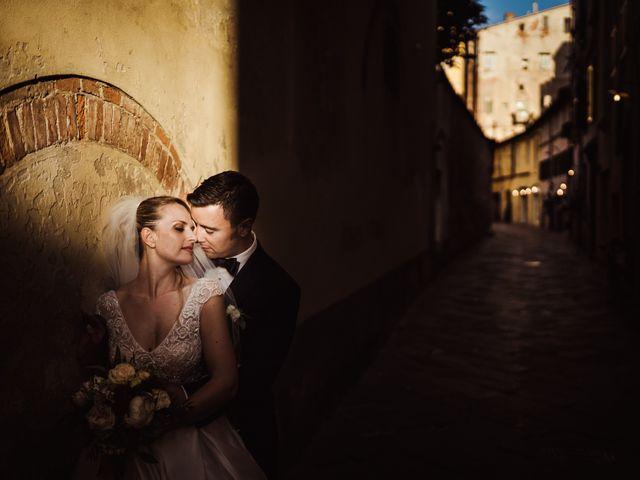 Il matrimonio di Alberto e Gemma a Lucca, Lucca 39