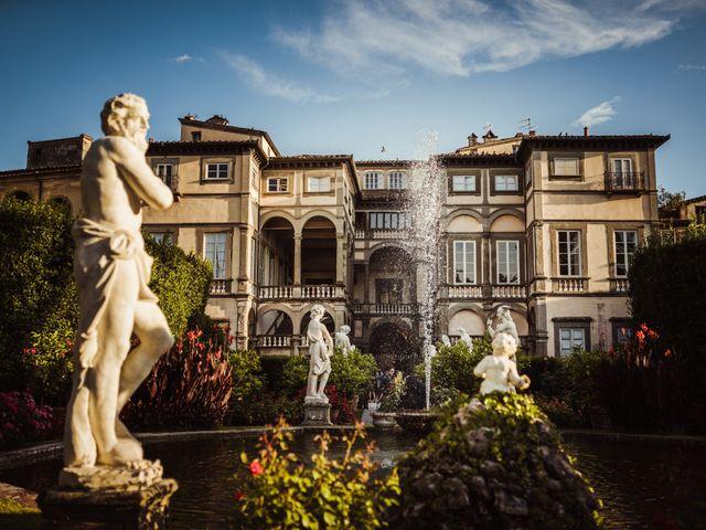 Il matrimonio di Alberto e Gemma a Lucca, Lucca 40