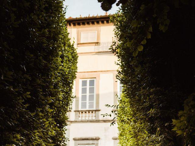 Il matrimonio di Alberto e Gemma a Lucca, Lucca 53