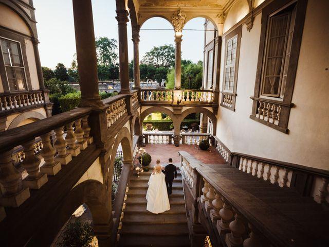 Il matrimonio di Alberto e Gemma a Lucca, Lucca 59