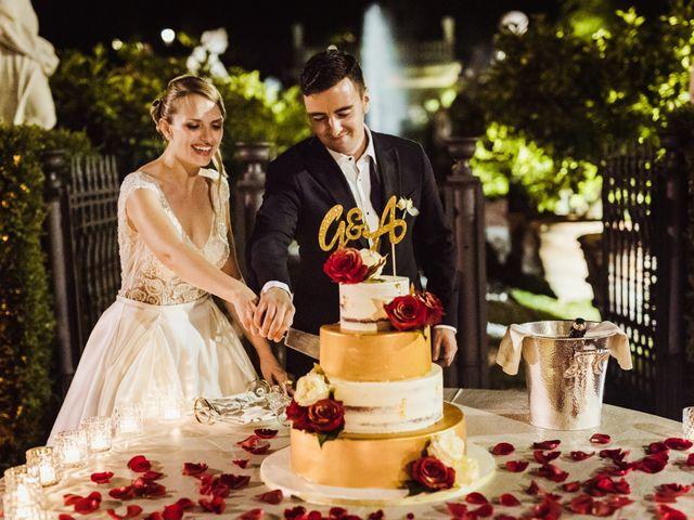 Il matrimonio di Alberto e Gemma a Lucca, Lucca 62