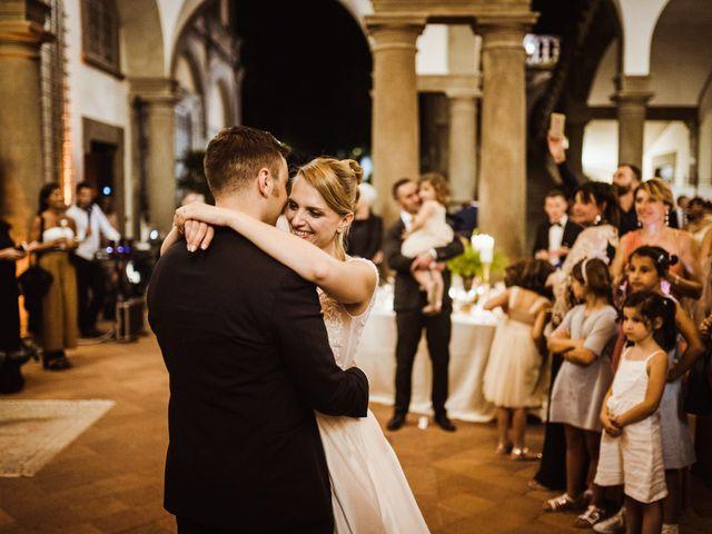 Il matrimonio di Alberto e Gemma a Lucca, Lucca 70