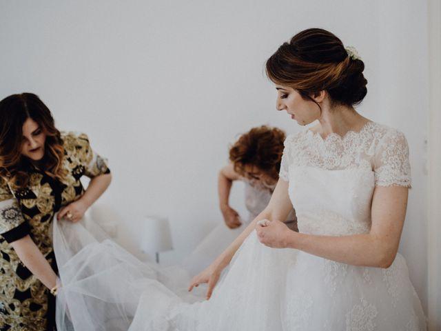 Il matrimonio di Paolo e Alessandra a Molfetta, Bari 15