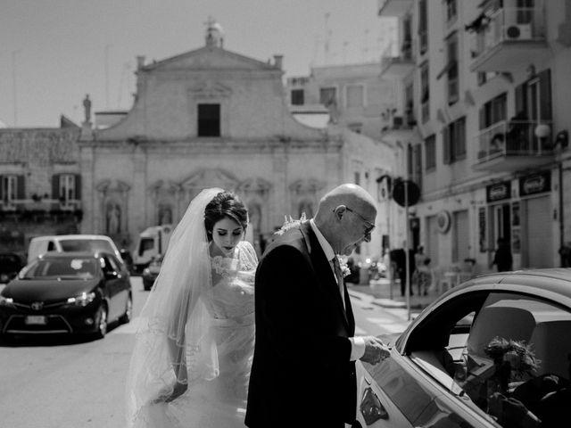 Il matrimonio di Paolo e Alessandra a Molfetta, Bari 36